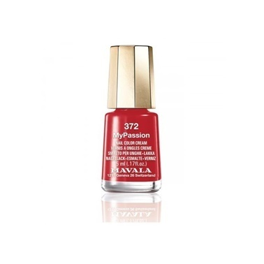 Mavala Mini Color 372 My Passion 5ml Oje Pembe